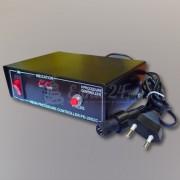 Контроллер 3-х жильный для КРУГЛОГО дюралайта ПРЕМИУМ 13 мм (до 500 м, 9 программ)