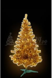 Елка оптоволоконная Золотая (80 см)