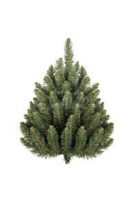 """Искусственная елка """"Настенная"""" 120 см"""